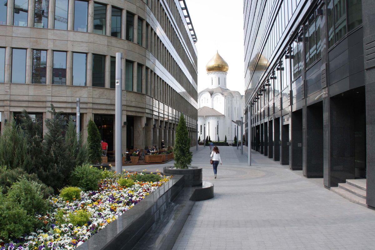 Белая Площадь